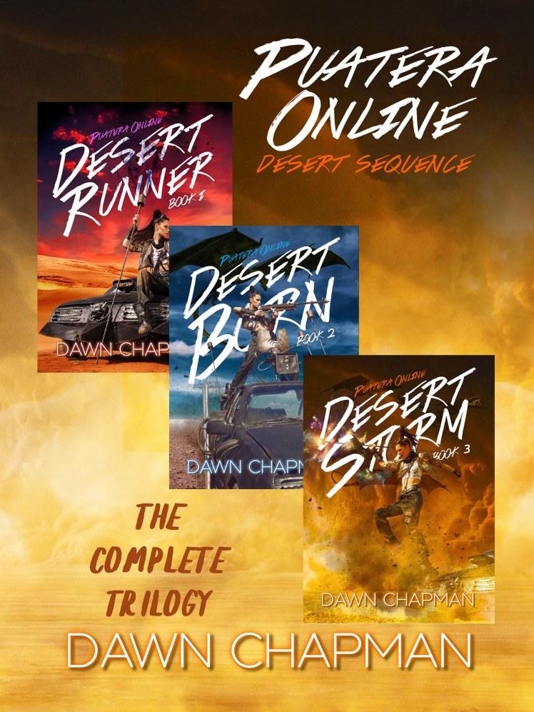 Box Set Advert Desert Sequence